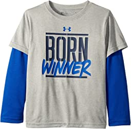 Under Armour Kids - Born Winner Slider (Little Kids/Big Kids)