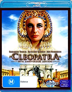 Cleopatra [2 Disc] (Blu-ray)