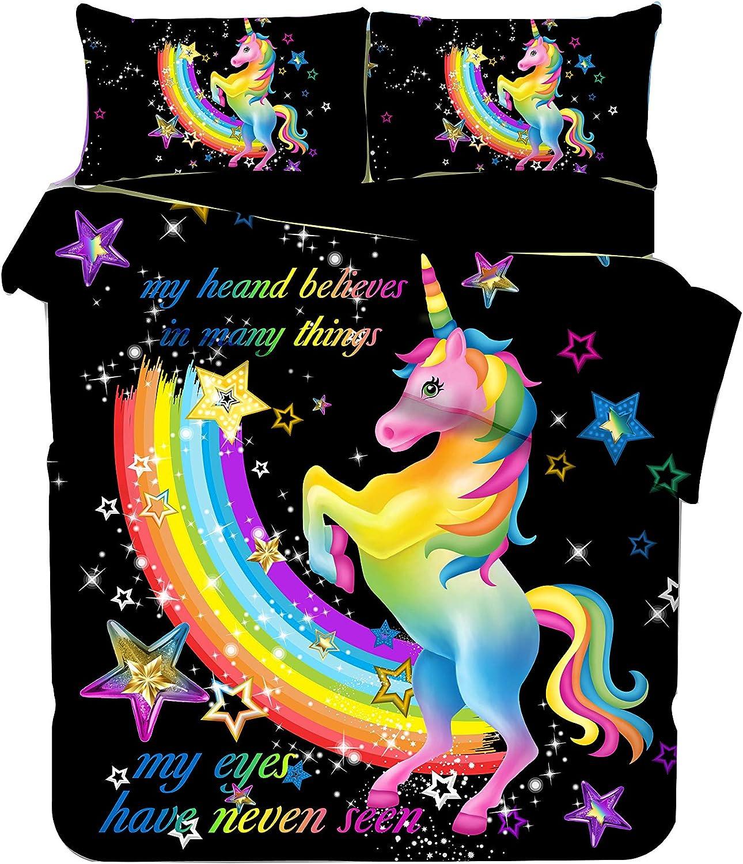 S/ábanas Minicuna Oso Unicornio Estrella Beige