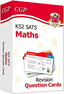 New KS2 Maths SATS Revision Question Cards