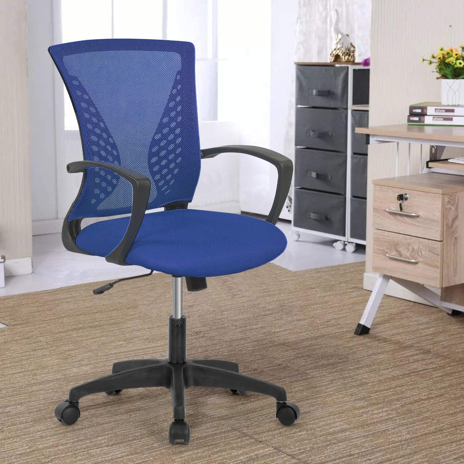 Office Products Desk Chairs alpha-grp.co.jp OffiClever Mesh ...