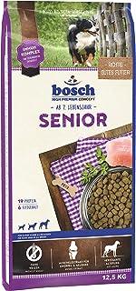 bosch HPC Senior | Hundetrockenfutter für ältere Hunde aller Rassen | verschiedene Größen