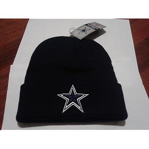 0075d29ba4e Dallas Cowboys NFL Cuff Beanie