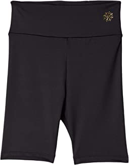 Isabella High-Waisted Bike Shorts (Little Kids/Big Kids)