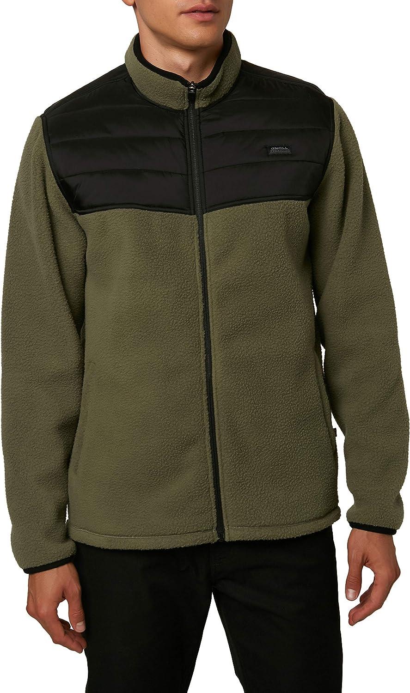 O'Neill Men's Full Zip Fleece Jacket