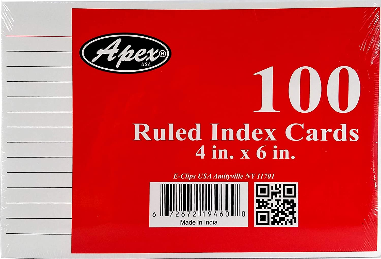 Index cards shipfree 4