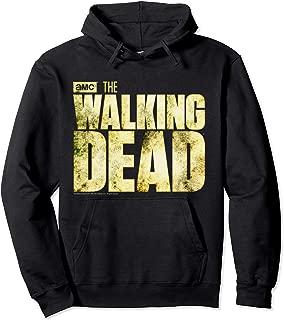 The Walking Dead Logo Hooded Sweatshirt