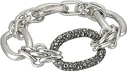 Pomellato 67 - B.B312/MA/A/20 20cm 3 Link Oval Bracelet