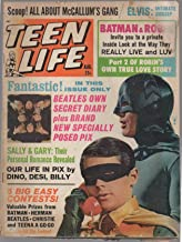 Teen Life, vol. 5, no. 4 (August 1966): Elvis: Intimate Gossip, Batman & Robin: Robin's Own True Love Story, Beatles Own Secret Diary, Sally Field & Gary Lewis: Personal Romance Revealed