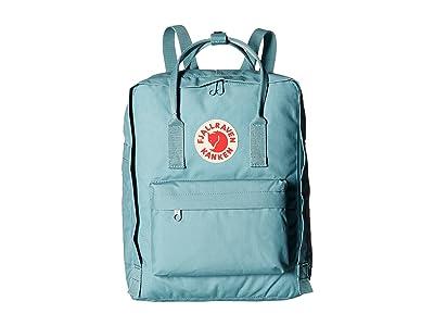 Fjallraven Kanken (Sky Blue) Backpack Bags