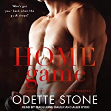 Home Game: Vancouver Wolves Hockey Romance, Book 2