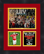 Frames by Mail Kansas City Chiefs Super Bowl LIV Champions