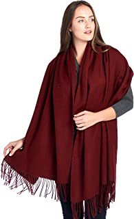 Best embroidered wool shawl Reviews