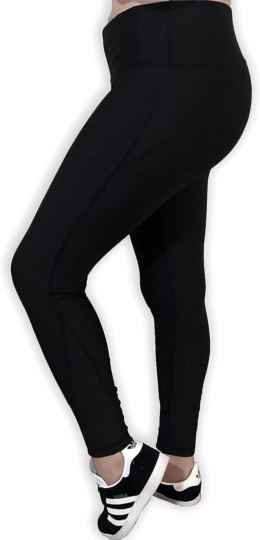 Danenjoy High Waist Compression Quick Dry Running Fitness Leggings Women Yoga Pants