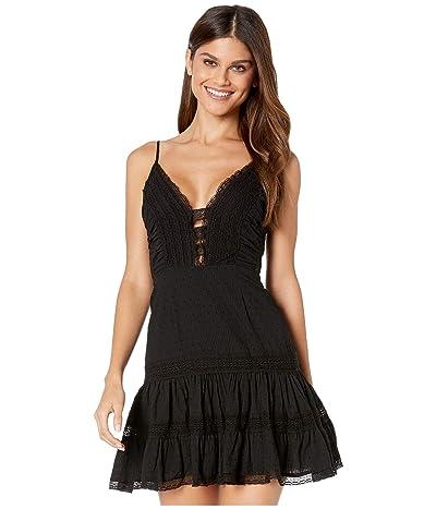 ASTR the Label Pauline Dress (Black) Women