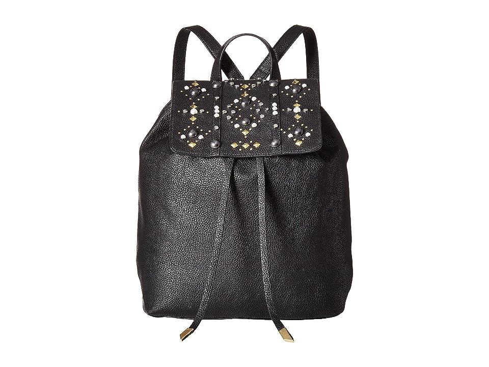 Foley & Corinna Avery Backpack (Black) Backpack Bags