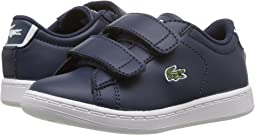 Lacoste Kids - Carnaby Evo BL 1 SP17 (Toddler/Little Kid)