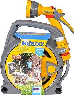Hozelock 24250000 Pico Hose Reel Yellow 10m