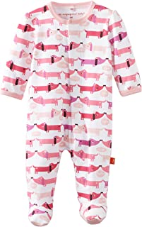 Magnificent Baby Girls' Magnetic Footie