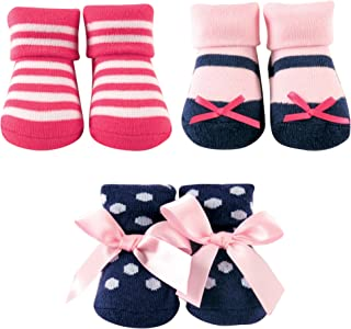 Luvable Friends Unisex Baby Socks Giftset