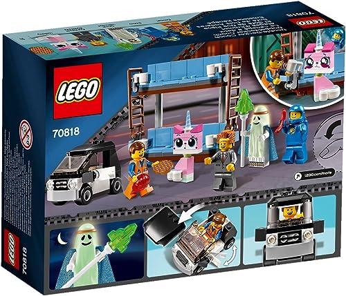 The LEGO Movie - 70818 - Jeu De Construction - Le Canapé à Deux étages D'emmet