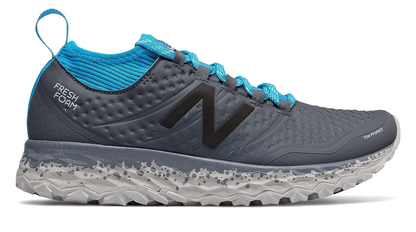 技術的ないとこキャベツ(ニューバランス) New Balance 靴?シューズ レディースアウトドア Fresh Foam Hierro v3 Thunder with Maldives Blue サンダー ブルー US 5.5 (22.5cm)