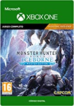 Monster Hunter World: Iceborne Master Edition Digital Deluxe Deluxe | Xbox One - Código de descarga