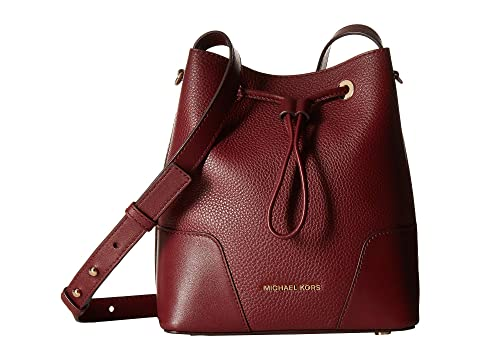24ea1d955ea3 Michael Kors Cary Small Bucket Bag | Stanford Center for Opportunity ...