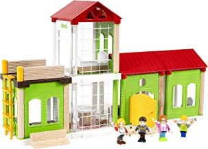 BRIO World - 33941 Family House | 46 Piece Play House for Kids Ages 3 and Up