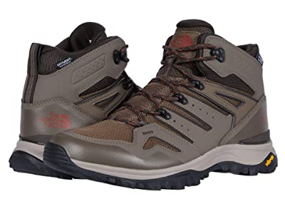 The North Face Hedgehog Fastpack II Mid Waterproof (Bipartisan Brown/Coffee Brown) Men