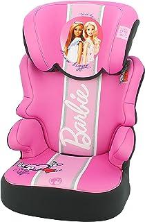 Silla de coche elevador BEFIX grupo 2/3 (15-36kg) - 4 estrellas ADAC -Barbie Mattel