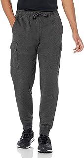 Amazon Essentials Men's Cargo Fleece Jogger Sweatpant