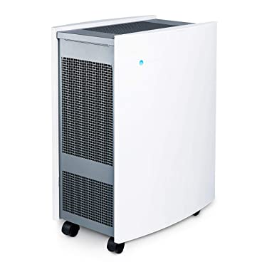 Blueair Classic 680i Air Purifier for home with HEPASilent Technology and DualProtection Filters for relief fromAllergies, Pets, Dust, Asthma, Odors, Smoke - Large Rooms