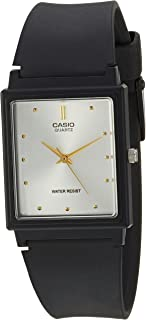 Casio Mq-38 – 7 Audf (A268) A268 (A268) Men's Wrist Watch, Resin Strap, Black Band, Analog Display