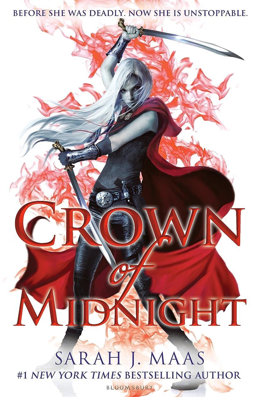関数剣ベイビーCrown of Midnight (Throne of Glass Book 2) (English Edition)