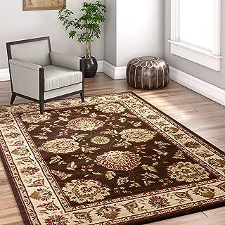 persian rug living room