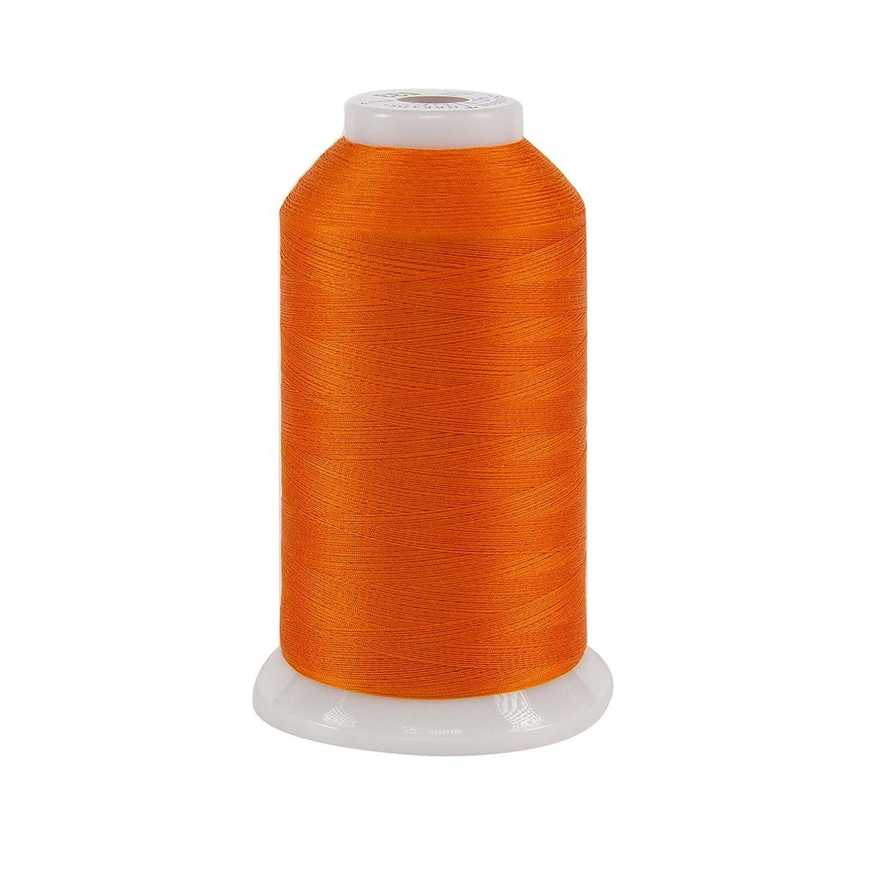 Superior Threads 11602-533 So Fine Real Orange 3-Ply 50W Polyester Thread, 3280 yd
