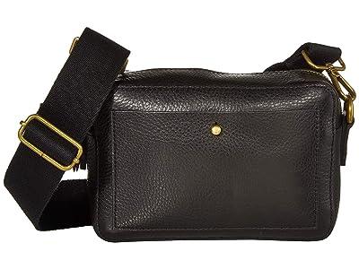 Madewell The Transport Camera Bag (True Black) Handbags
