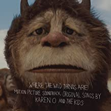 where the wild things are soundtrack vinyl
