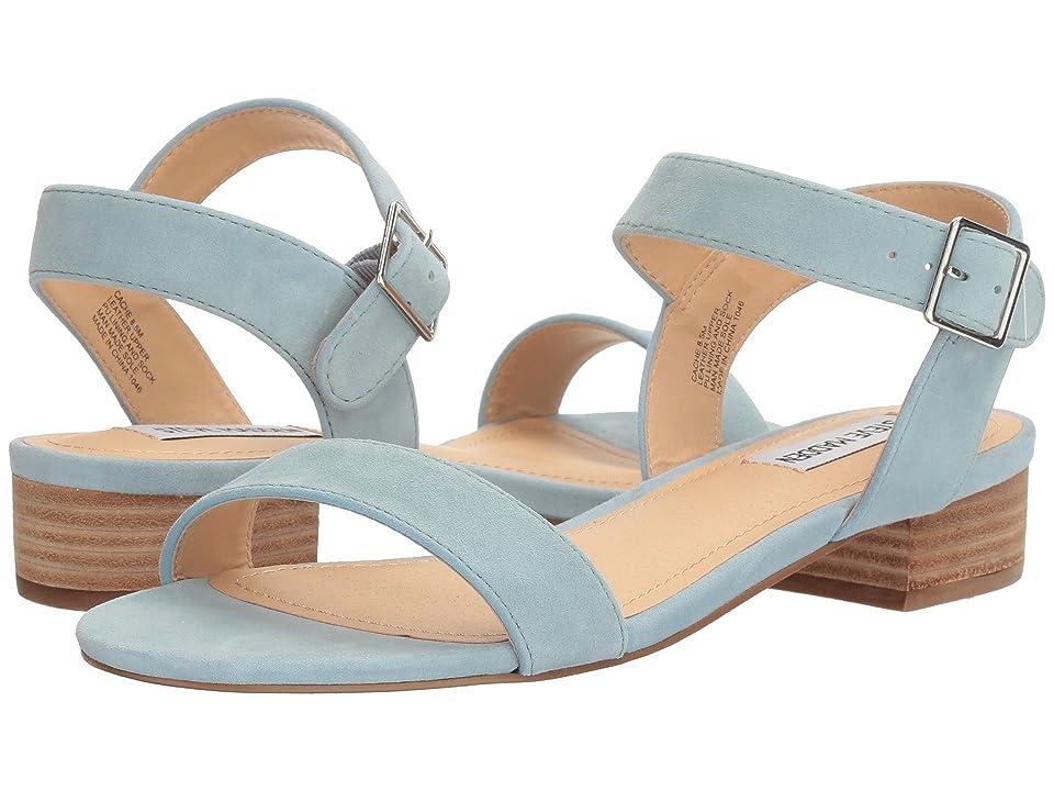 Steve Madden Cache Sandal (Light Blue) Women