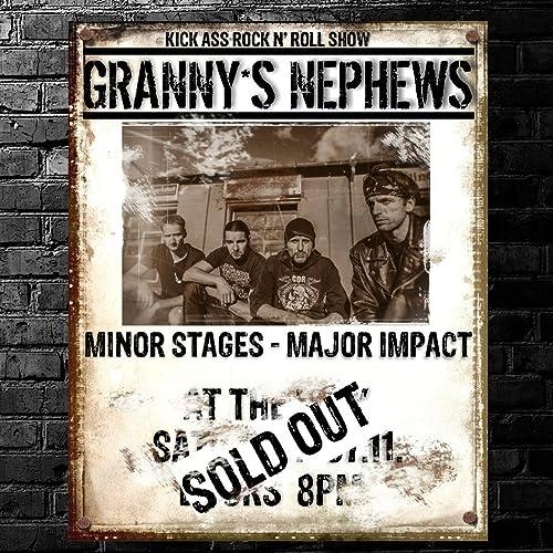 Franky by Grannys Nephews on Amazon Music - Amazon com