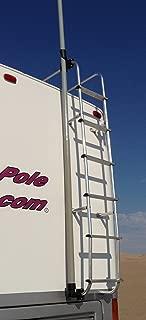 FlagPole Buddy RV Flag Pole Kit Motorhome Flag Kit 22 Feet