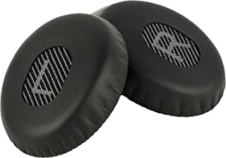 Accessory House New AHG  Ear Pads Cushions for Bose Quiet Comfort 3 (QC3) and Bose On-Ear (OE) Headphones with Grey/Black ...