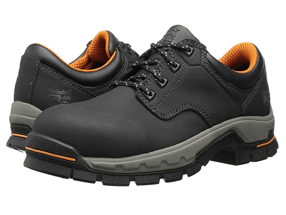 Timberland PRO Stockdale Oxford Alloy Safety Toe (Black Micofiber) Men