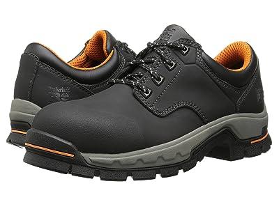 Timberland PRO Stockdale Oxford Alloy Safety Toe (Black Micofiber) Men
