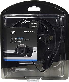 日本市場で強力 ゼンハイザーPCヘッドセットPC7 USB 504196