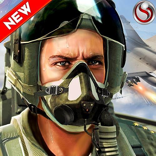 American City Airplane Flight Air Strike Simulator: Ultimate Flying Plane 3D Games 2021
