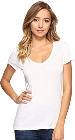 Alternative - Vintage 50/50 The Keepsake V-Neck Top