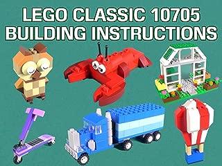 LEGO Classic 10705 Building Instructions