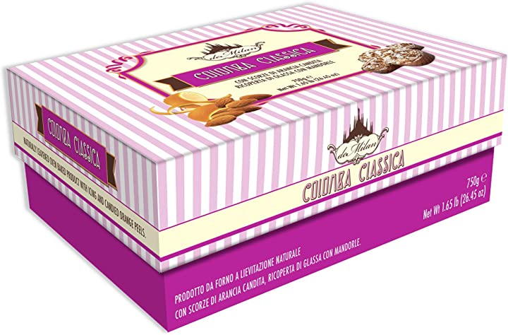 Colomba classica - de milan - luxury box - 750g B085VNF78T